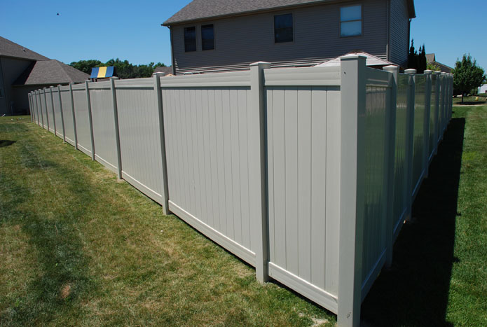 vinyl fence colors. Residential Products. Vinyl Fence Colors