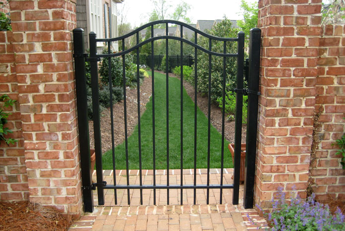Aluminum Ornamental Fence American Fence Toledo American Fence Amp Supply Co