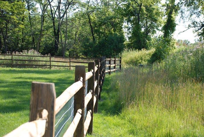 Split Rail Fence American Fence Toledo American