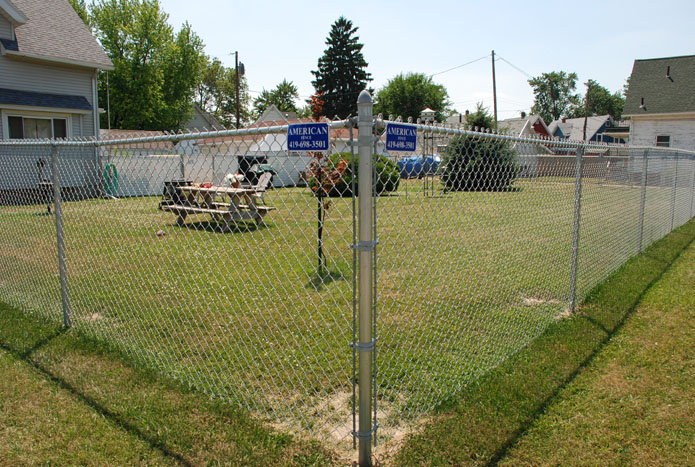 Chain Link Fence American Fence Toledo American
