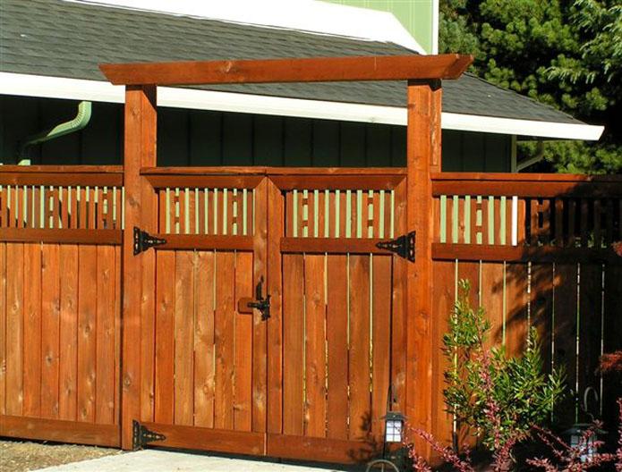 Wood Fence American Fence Toledo American Fence
