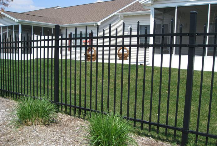 Aluminum Ornamental Fence American Fence Toledo